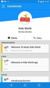 Nisa Kids World poster