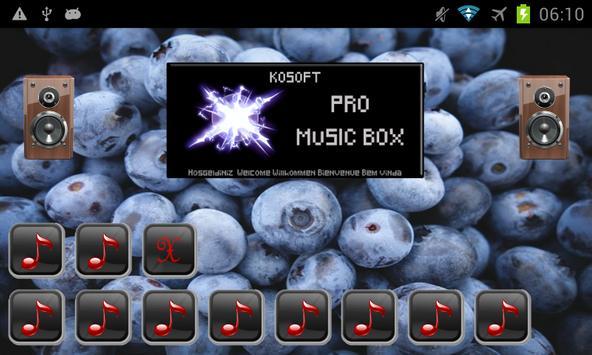 Pro Music Box screenshot 6