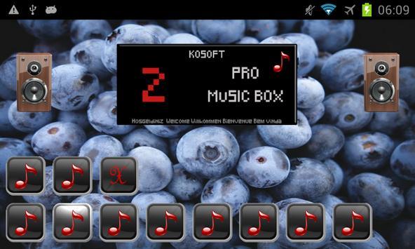 Pro Music Box screenshot 8