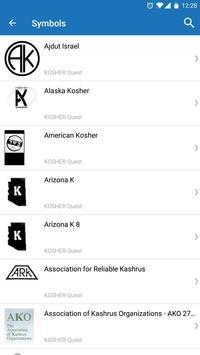 Is it Kosher? apk screenshot