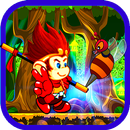 MONK - The Jungle fighter APK