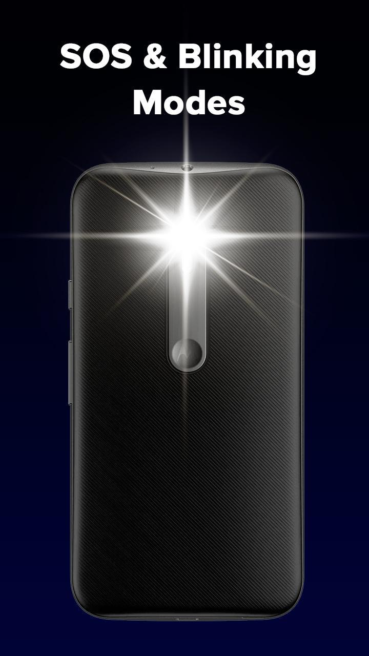 Modern Flashlight App - FREE for Android - APK Download