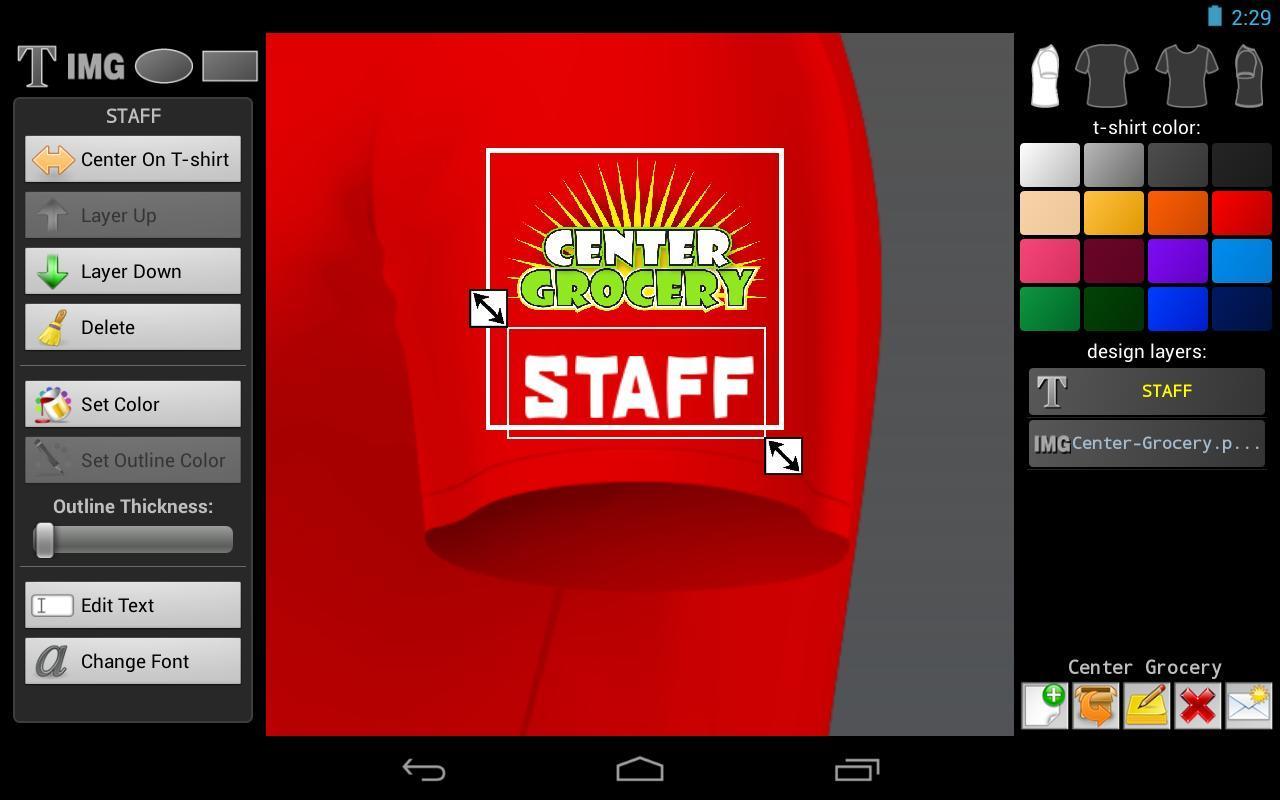 T Shirt Designer For Android Apk Download