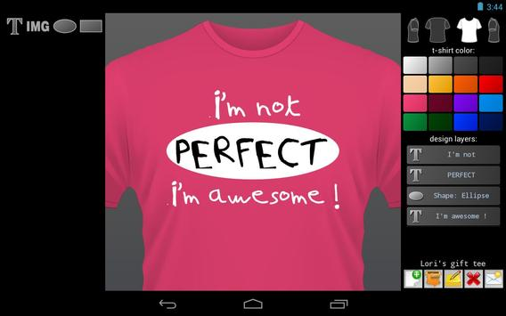 T shirt designer apk download free tools app for android for T shirt design programs for pc