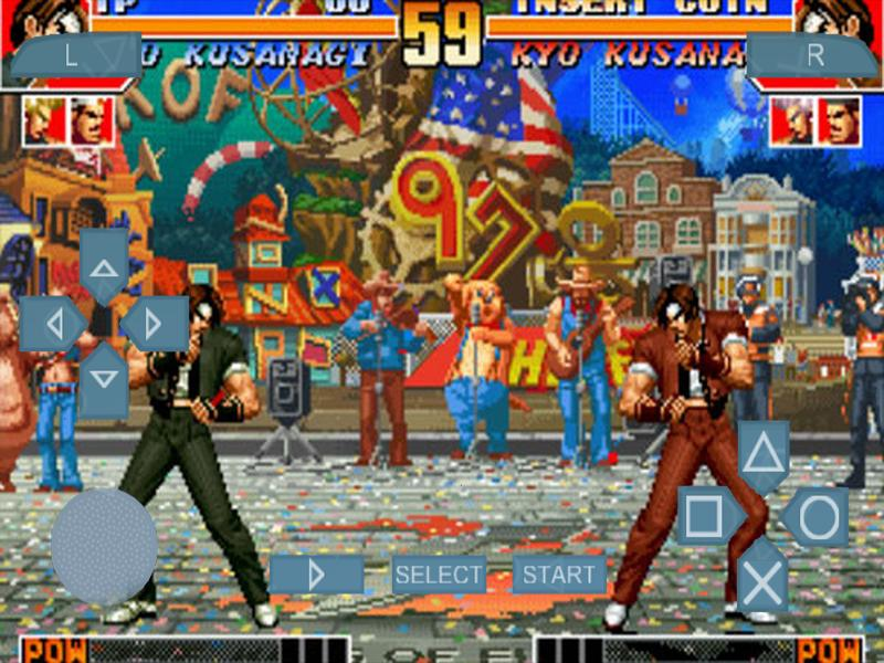 New Ppsspp King Of Fighters 97 Tips For Android Apk Download