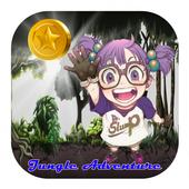 Jungle Araley Kid Girl Runner icon