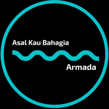 Asal Kau Bahagia by Armada poster