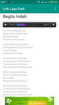 Semua Tak Sama Lagu Padi screenshot 3