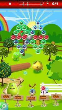 fruit bubble shooter screenshot 2