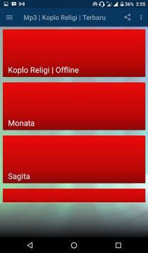 Dangdut Religi Koplo screenshot 1