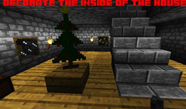 New Year story mode: PE craft apk screenshot