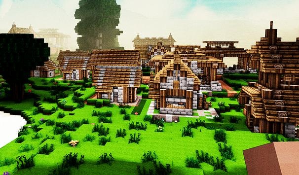 PE Survival MineWorld:Craft 3D apk screenshot