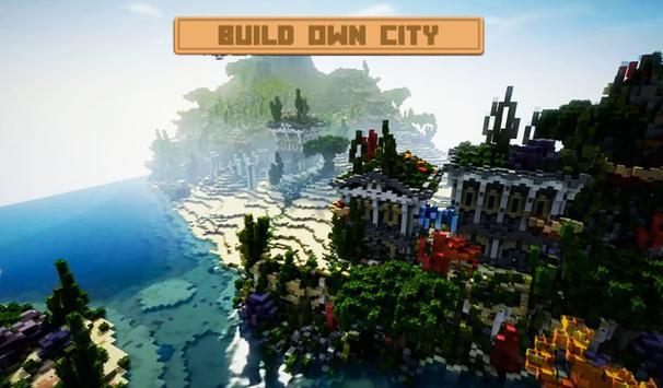 Pixel Girl world Multicraft II screenshot 2