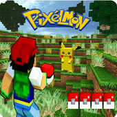 Exploration Pixelmon Craft 3D icon