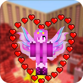 Girl game 3D : Multicraft free icon