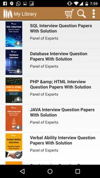 Interview Questions & Answers apk screenshot