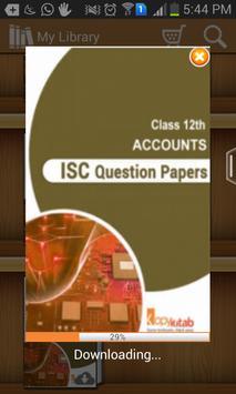ISC Sample Questions apk screenshot