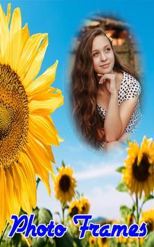 Garden Photo Frames poster