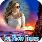 Sea Photo Frames icon