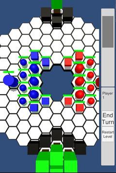 Hexa Puzzle Block King poster
