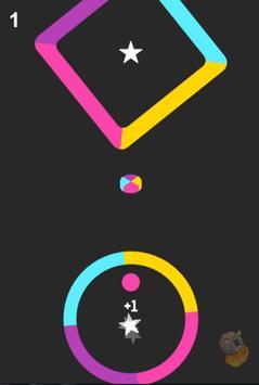 Scream Color Switch apk screenshot