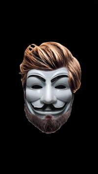 Anonymous mask Photo Maker Pro poster