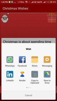 Christmas Wishes screenshot 3