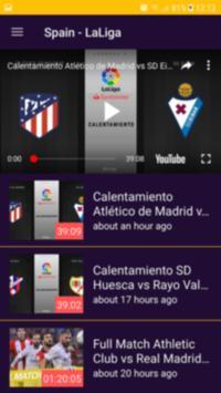 أهداف المباريات المباشرة screenshot 3
