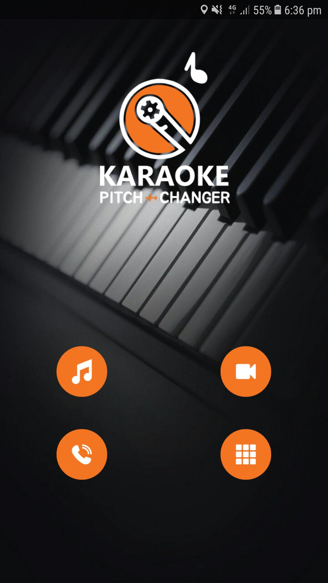 Karaoke Pitch Changer for Android - APK Download