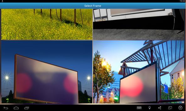 Hoarding Photo Frames 2016 screenshot 6