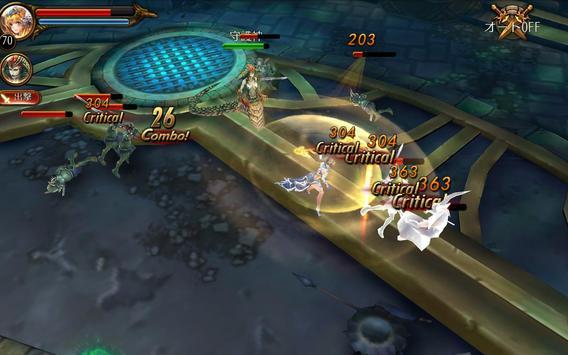 Divine Age~神の栄光~【本格派大型MMORPG】 apk screenshot