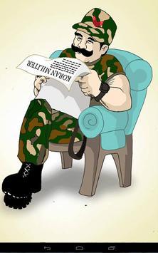 Koran Militer poster
