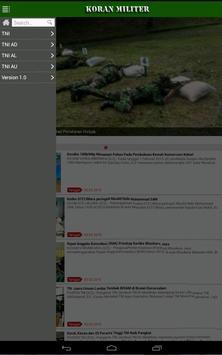 Koran Militer apk screenshot