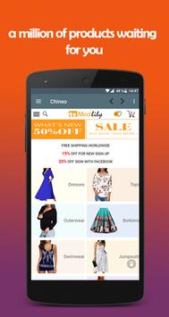 Chineo - Best Online Shopping China Websites apk screenshot