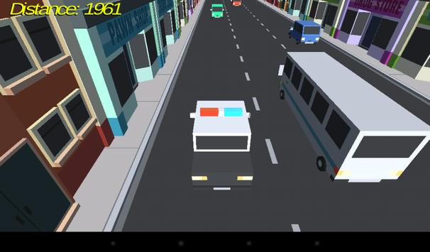 Race to the Scene apk screenshot