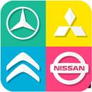 Guess Car Quiz aplikacja