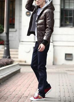 Korean Men Street Style screenshot 2
