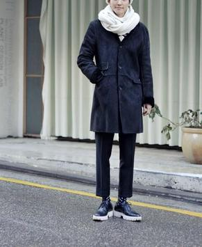 Korean Men Street Style screenshot 4