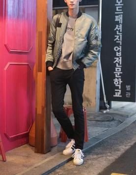 Korean Men Street Style screenshot 8