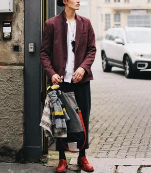 Korean Men Street Style screenshot 9