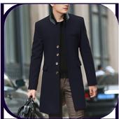 Korean Men Winter Style icon
