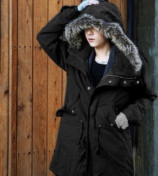 Korean Men Winter Style screenshot 11