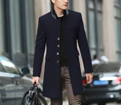 Korean Men Winter Style screenshot 9