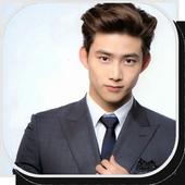 Korean Hairstyles for Men icon