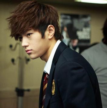 Korean Hairstyles for Men screenshot 5