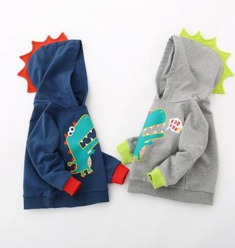 Korean Hoodies For Kids poster
