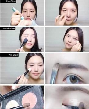 Korean Lipstick Tutorials apk screenshot