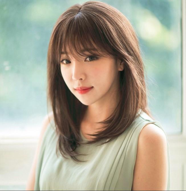 Gaya Rambut Wanita Korea For Android Apk Download