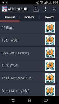 Alabama Radio - Stations screenshot 2