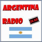 Argentina Radio - Estaciones icon